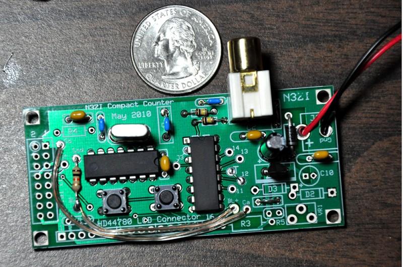 N3ZI Digital Dial